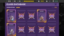 Kings League Odyssey - Unlocked Characters