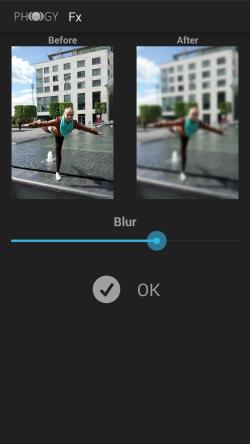 Phogy - Blue Filter