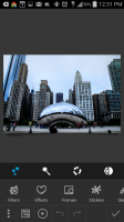 Photo Studio - Filters Tab