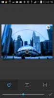 Photo Studio - Lens Blur Effect