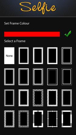 Selfie - Borders