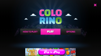 Colorino - Start Screen