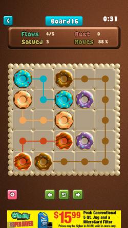 Donut Flow Saga - Gameplay 4