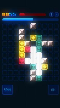 GlowGrid - Panic Mode 2