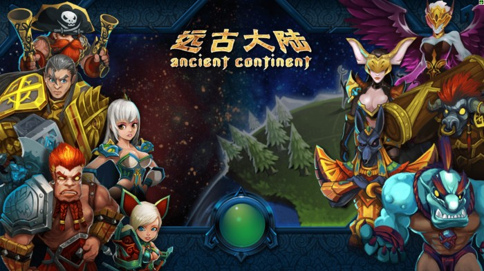 Hero TD – Ancient Continent. Play an epic 3D tower defense adventure game