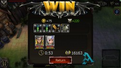 Hero TD Ancient Continent - Win