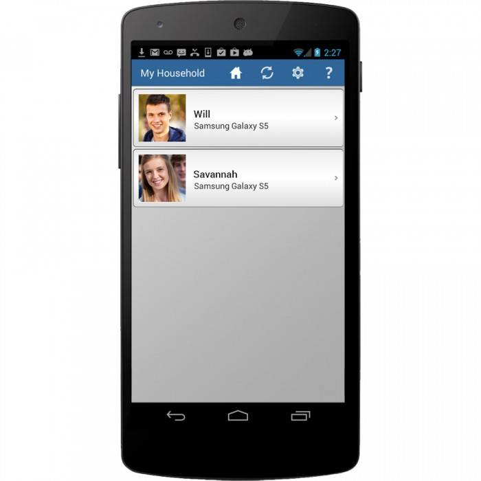 Ignore No More – parental control app locks child's phone if ignoring your calls