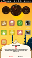 Ramadan Phone 2014 - Help Tips Popup