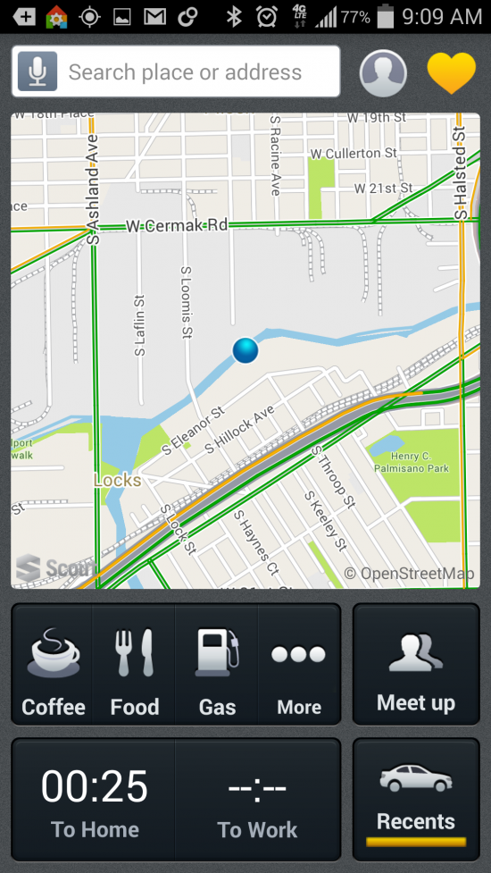 Scout GPS Navigation app switches to crowd-sourced OpenStreetMap, goes global
