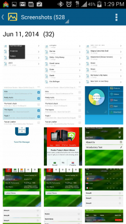 Tomi File Manager - Pictures