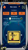 WarLingo - Single Player Mode War News