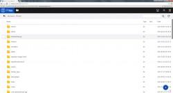 Web PC Suite - Files