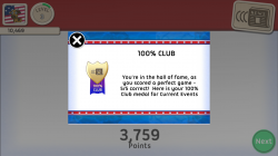Xac USA Pop Culture Trivia - Achievement Bonus