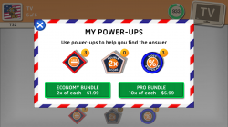 Xac USA Pop Culture Trivia - Purchase Power-ups