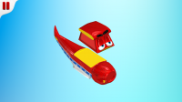 Build and Play 3D Planes Edition - Assembly 2