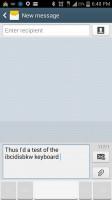 Fleksy Keyboard Emoji - Invisible Keyboard