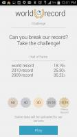Fleksy Keyboard Emoji - Typing Record Challenge
