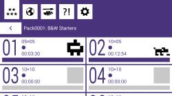 Lets IQ Nonogram - BW Levels