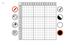 Lets IQ Nonogram - Create Your Own