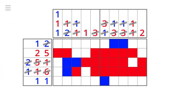 Let's IQ Nonogram – 50 logic puzzle games to train your brain