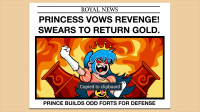 Princess Pow Castle Smash - Back Story 2