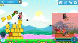 Princess Pow Castle Smash - Gameplay 1