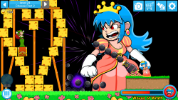 Princess Pow Castle Smash - Princess Rage
