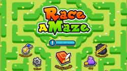 Race a Maze - Start Screen