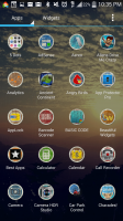 Rugo Icon Pack - App Drawer