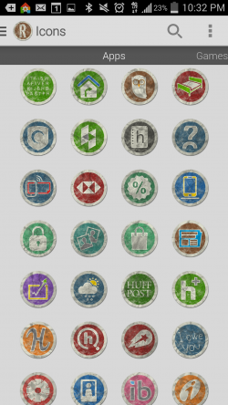 Rugo Icon Pack - App Icons