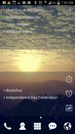 Time and Place Reminder plus Widget - Home Screen Widgets