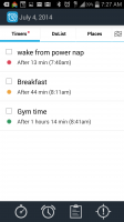 Time and Place Reminder plus Widget - Timers
