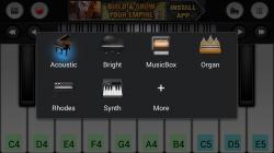 Walk Band - Choose Piano