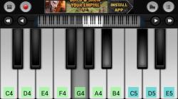Walk Band - Playing Piano