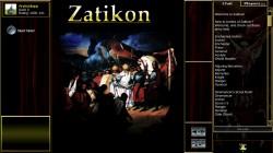 Armies of Zatikon TCG and Chess - Start Screen