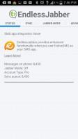 Endless Jabber App - Status