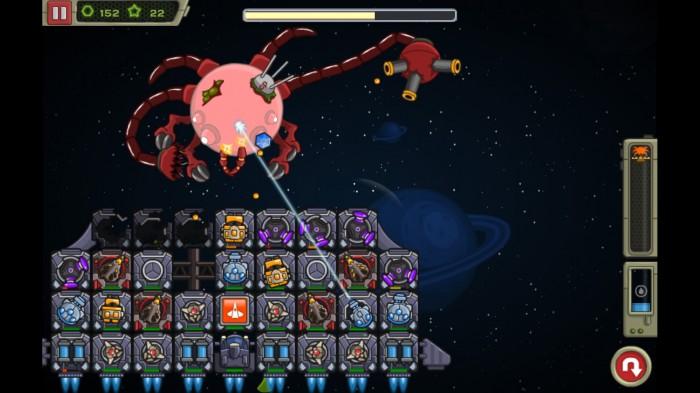 Galaxy Siege 2 - Boss Battle 3