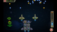 Galaxy Siege 2 - Drag to Control Ship