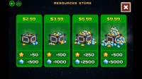 Galaxy Siege 2 - In-app Purchases