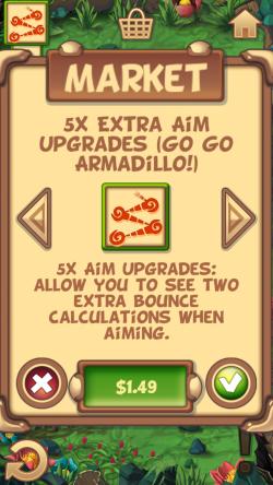 Go Go Armadillo - Market