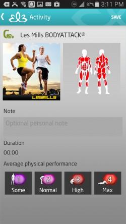 Myonix - Branded Exercise Activity