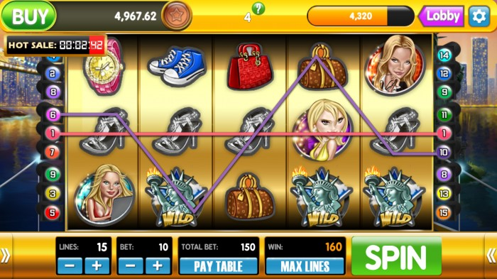 OMG! Fortune FREE Slots – Play 25 casino games in 1