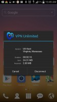 VPN Unlimited Hotspot Security - Data Monitor