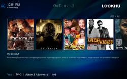 Lookhu - On Demand