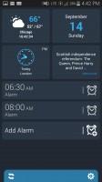 Morning Kit Alarm and Panels - Themes 2