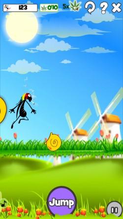 Run Criki - Gameplay 1