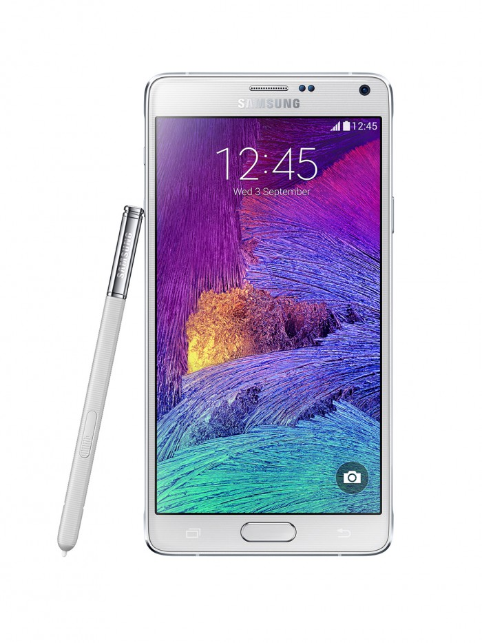 Samsung Galaxy Note 4, Galaxy Note Edge & Gear VR Introduced today