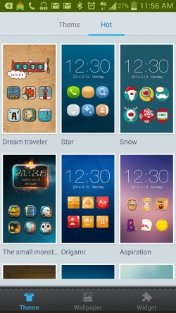 Turbo Launcher EX - Themes