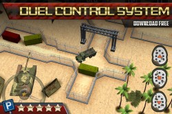 3D Parking Game Army Tanks 5