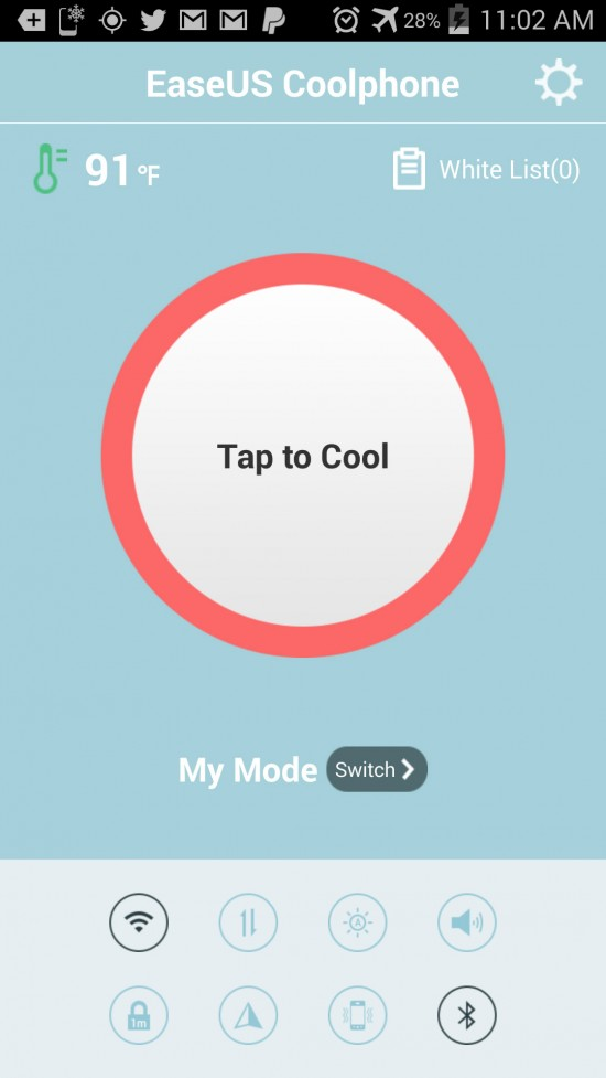 EaseUS Coolphone Cool Battery – keeps your Android running smoothly